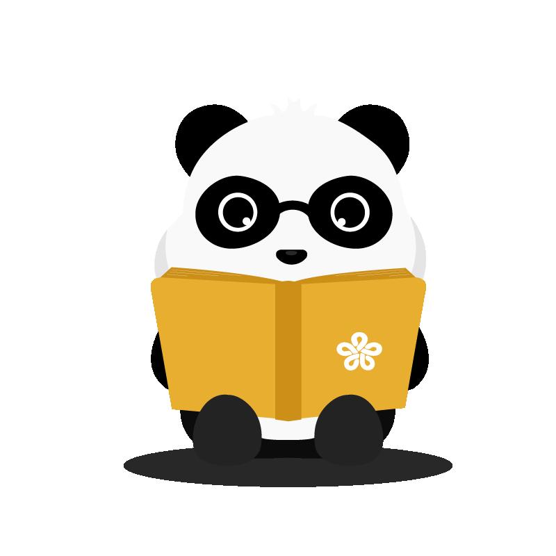 reading panda 1