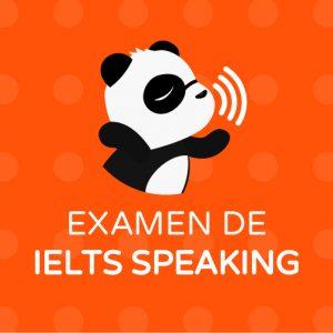 Examen de IELTS Speaking