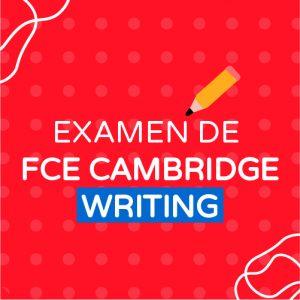 Examen de Cambridge B1 Writing – Una guia con consejos (actualizado)
