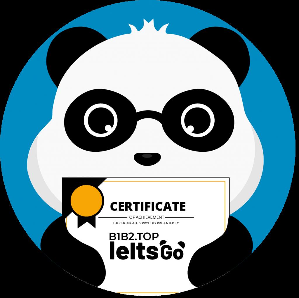 panda certificado